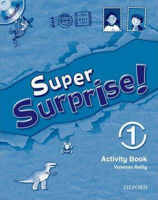 Super Surprise!: 1: Activity Book and MultiROM Pack