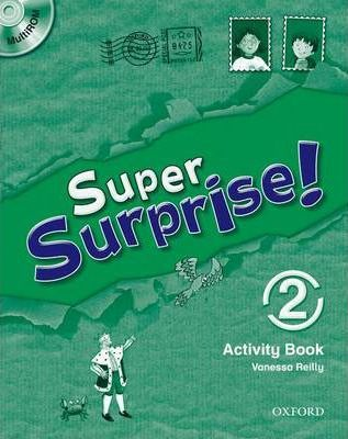 Super Surprise!: 2: Activity Book and MultiROM Pack
