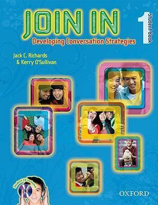 Join In 1: Student Book and Audio CD Pack