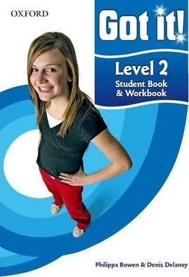 Got it! Level 2 Student Book and Workbook with CD-ROM