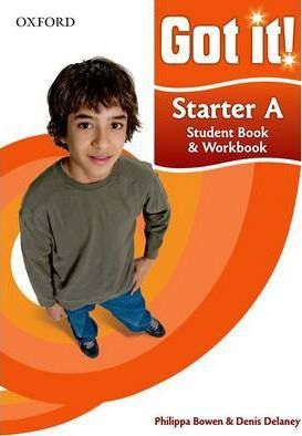 Got It! Starter Level Student Book A and Workbook with CD-ROM