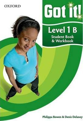 Got it! Level 1 Student's Book B and Workbook with CD-ROM