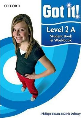 Got It! Level 2 Student Book A and Workbook with CD-ROM
