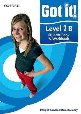 Got it! Level 2 Student Book B and Workbook with CD-ROM