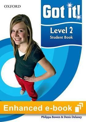 Got it!: Level 2: Student e-Book - Buy in-App