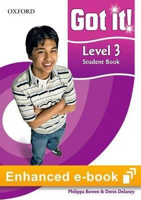 Got it!: Level 3: Student e-Book - Buy in-App