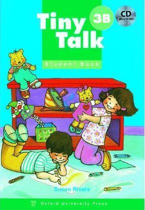 Tiny Talk 3: Pack (B) (Student Book and Audio CD)