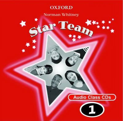 Star Team 1: Audio CDs (2)