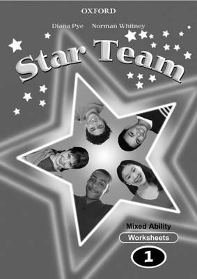 Star Team 1: Mixed Ability Worksheets