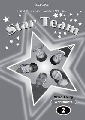 Star Team 2: Mixed Ability Worksheets