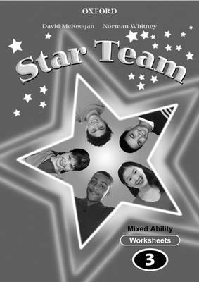 Star Team 3 Mixed Ability Worksheets