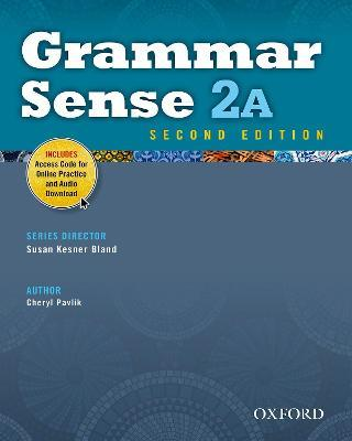 Grammar Sense: 2: Student Book A with Online Practice Access Code Card