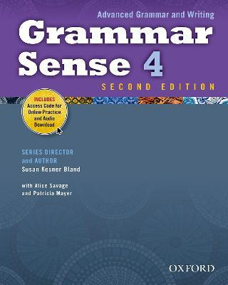 Grammar Sense: 4: Student Book with Online Practice Access Code Card