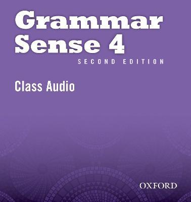 Grammar Sense: 4: Audio CDs