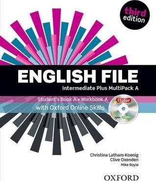 English File third edition: Intermediate Plus: MultiPACK A with Oxford Online Skills