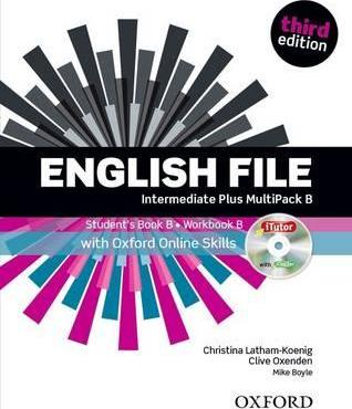 English File third edition: Intermediate Plus: MultiPACK B with Oxford Online Skills