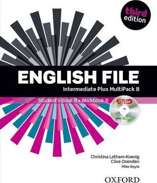 English File third edition: Intermediate Plus: MultiPACK B