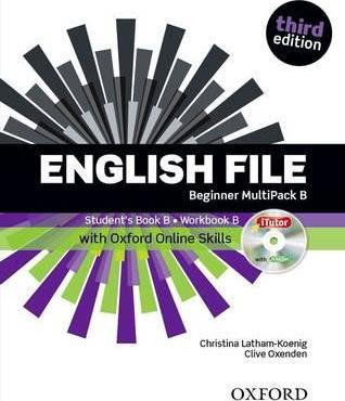 English File: Beginner: MultiPACK B with Oxford Online Skills