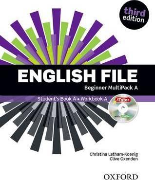 English File: Beginner: MultiPACK A