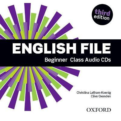 English File: Beginner: Class Audio CDs