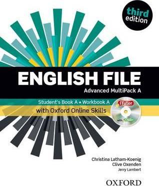 English File: Advanced: MultiPACK A with Online Skills