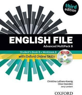 English File: Advanced: MultiPACK B with Oxford Online Skills