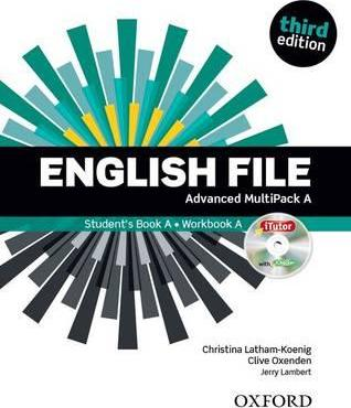 English File: Advanced: MultiPACK A