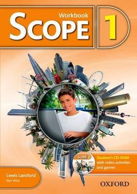 Scope: Level 1: Workbook with Student's CD-ROM (Pack)