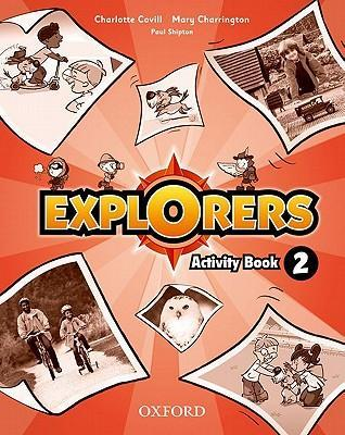 Explorers 2 Activity Book