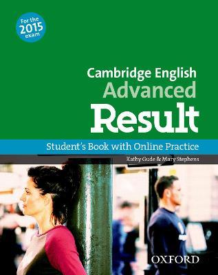 Cambridge English Advanced Result Student's Book and Online Practice Pack