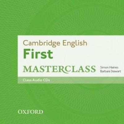 Cambridge English: First Masterclass: Class Audio CDs