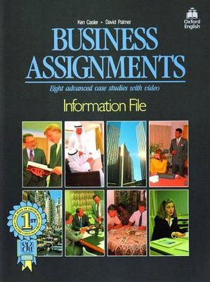 Business Assignments: Information File