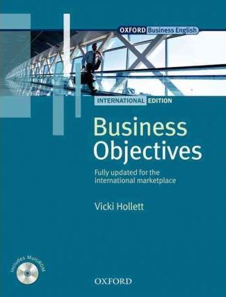Business Objectives New Edition: Workbook