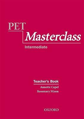 PET Masterclass:: Teacher's Book