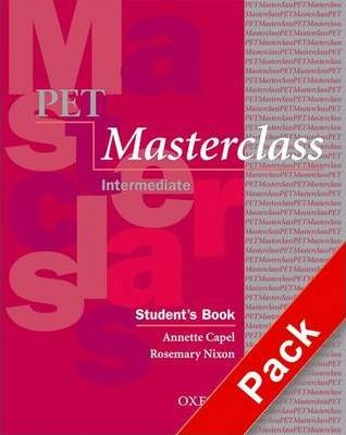 PET Masterclass: Pack with Key