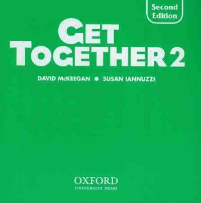 Get Together: Class CD Level 2