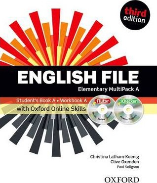 English File third edition: Elementary: MultiPACK A with Oxford Online Skills