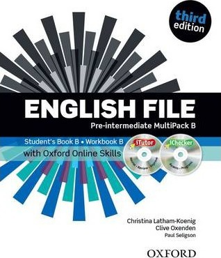 English File third edition: Pre-intermediate: MultiPACK B with Oxford Online Skills