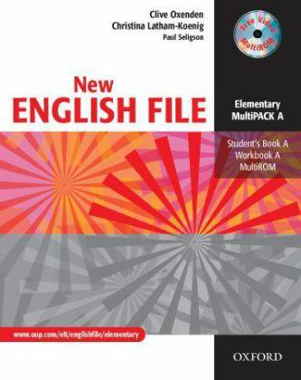 New English File: Elementary: MultiPACK A