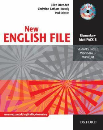 New English File: Elementary: MultiPACK B