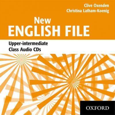 New English File: Upper-Intermediate