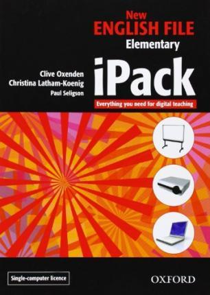 New English File: Elementary: iPack (single-computer)