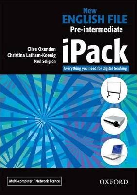 New English File: Pre-Intermediate: iPack (Single-Computer)
