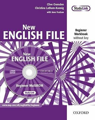 New English File: Beginner: Workbook with MultiROM Pack