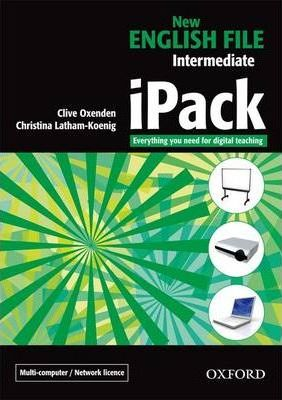 New English File: IPack Multiple-computer/Network Intermediate level