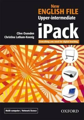 New English File: IPack Multiple-computer/network Upper-intermediate level