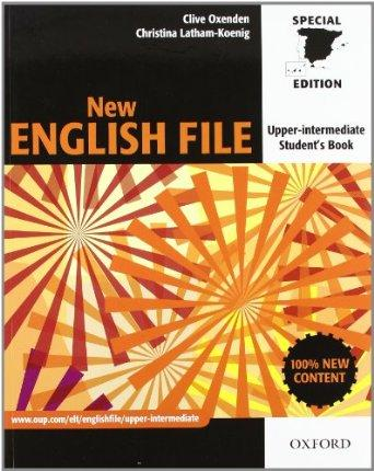 New english file upper-intermediate pack with key