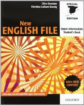 New English File Upper-Intermediate. Student's Book and Workbook without Key PAC