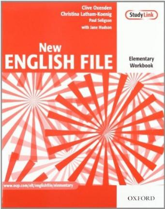 New english File elementary Pack with key