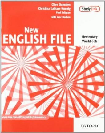 New english file elementary Pack without key